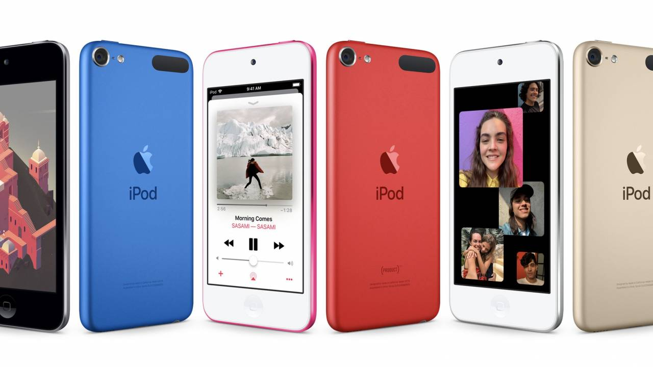 Five things the new iPod touch (2019) got me thinking