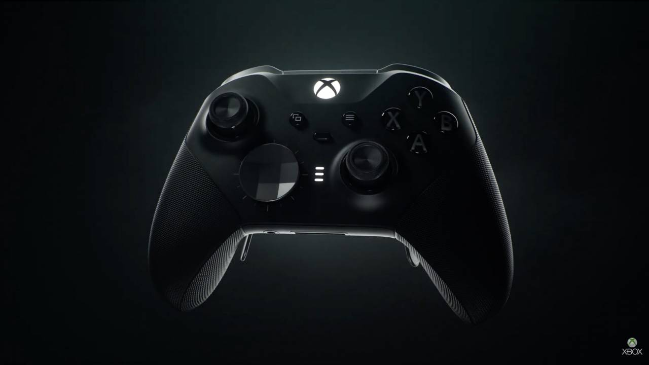 Xbox Elite Controller Series 2 packs Bluetooth and is super-customizable