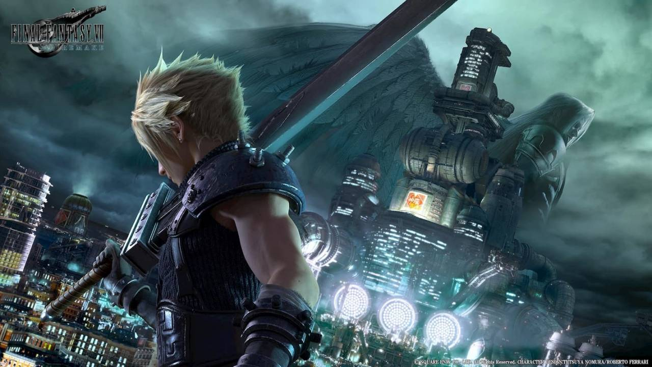 Square Enix plans subscription service – if it can find the game code