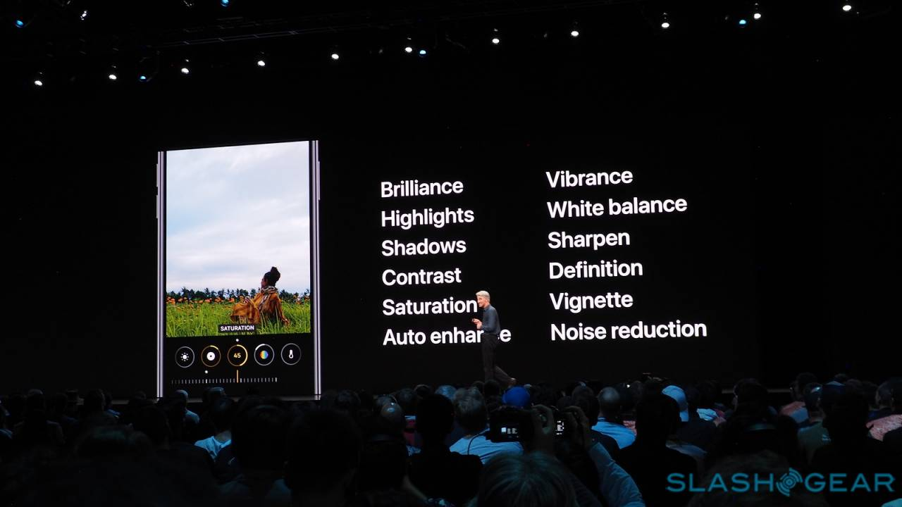 iOS 13 Photo and Camera apps battle Google Photos with edit expansion, Video rotation