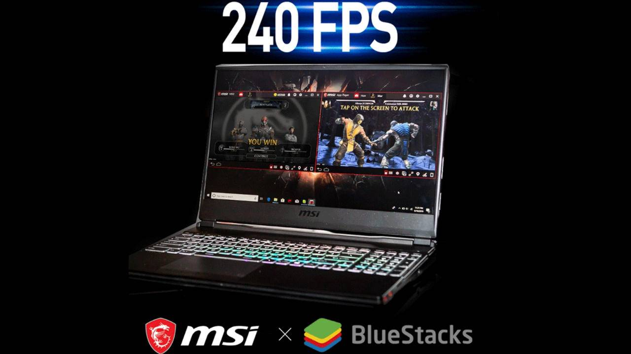 MSI App Player now lets you play Android games on PCs at 240 fps