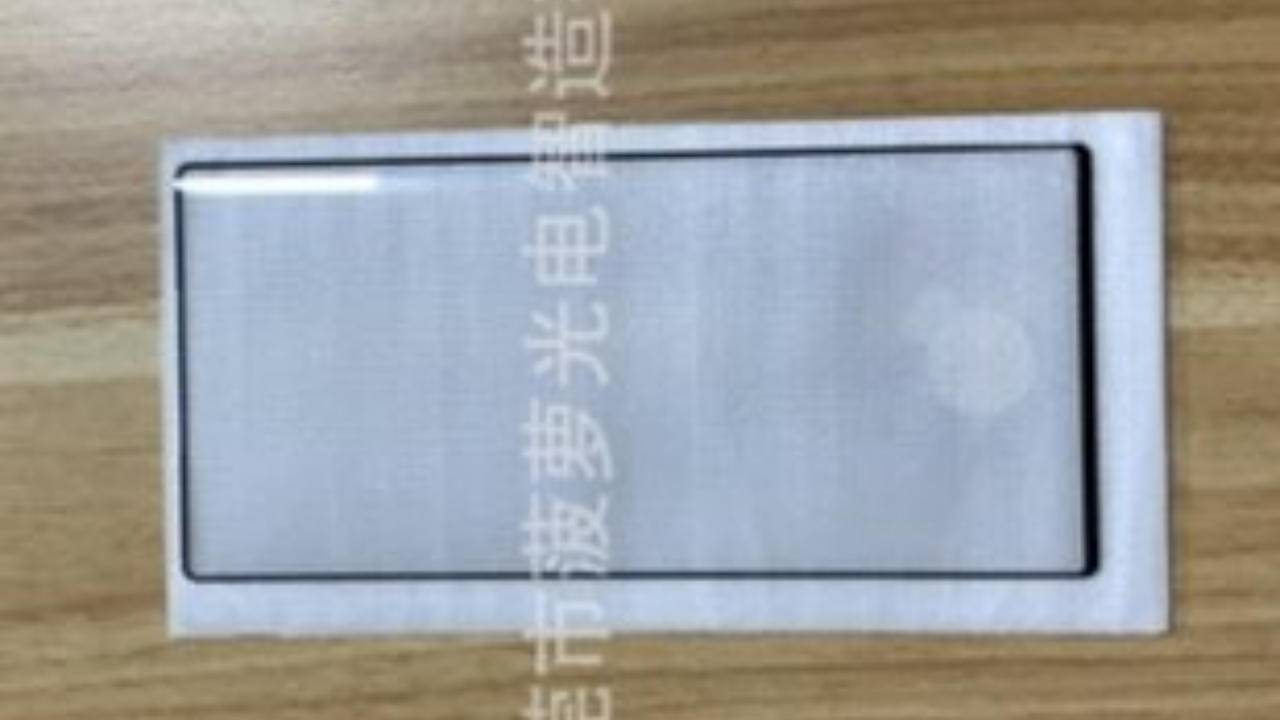 Galaxy Note 10 coming in late August with slim bezels