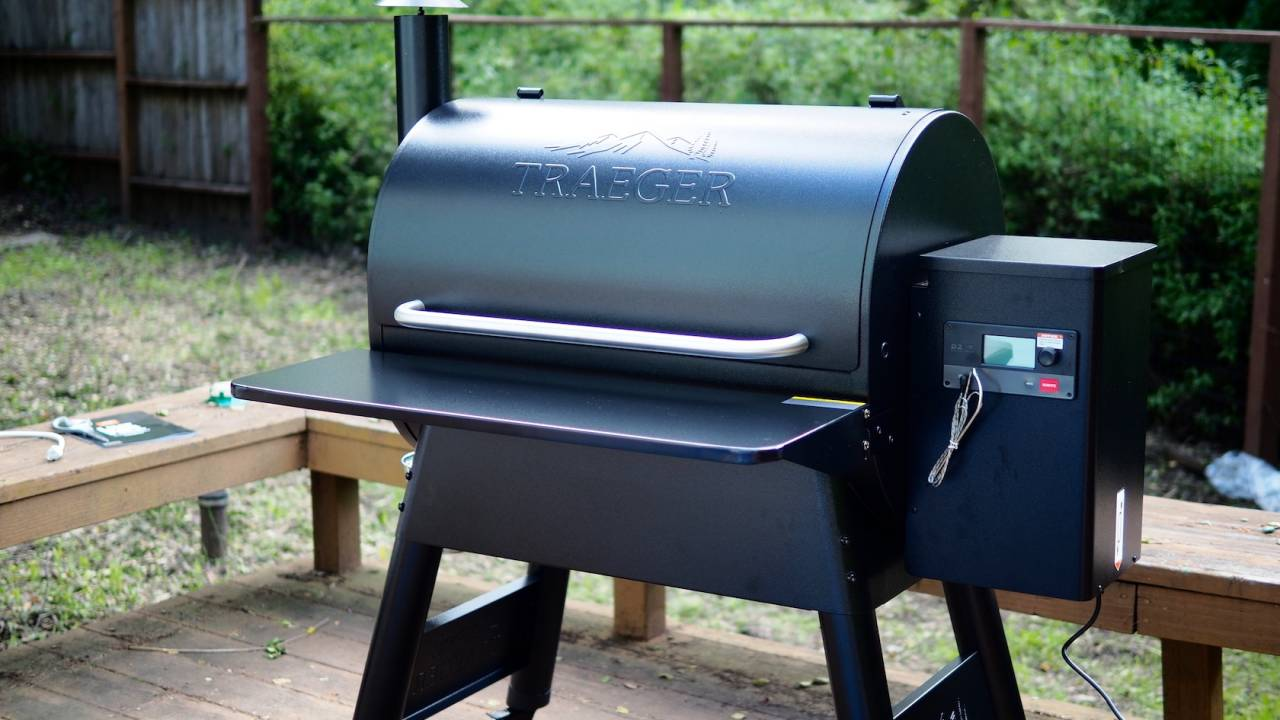 Traeger Pro 780 Review: Why your next pellet grill needs WiFi