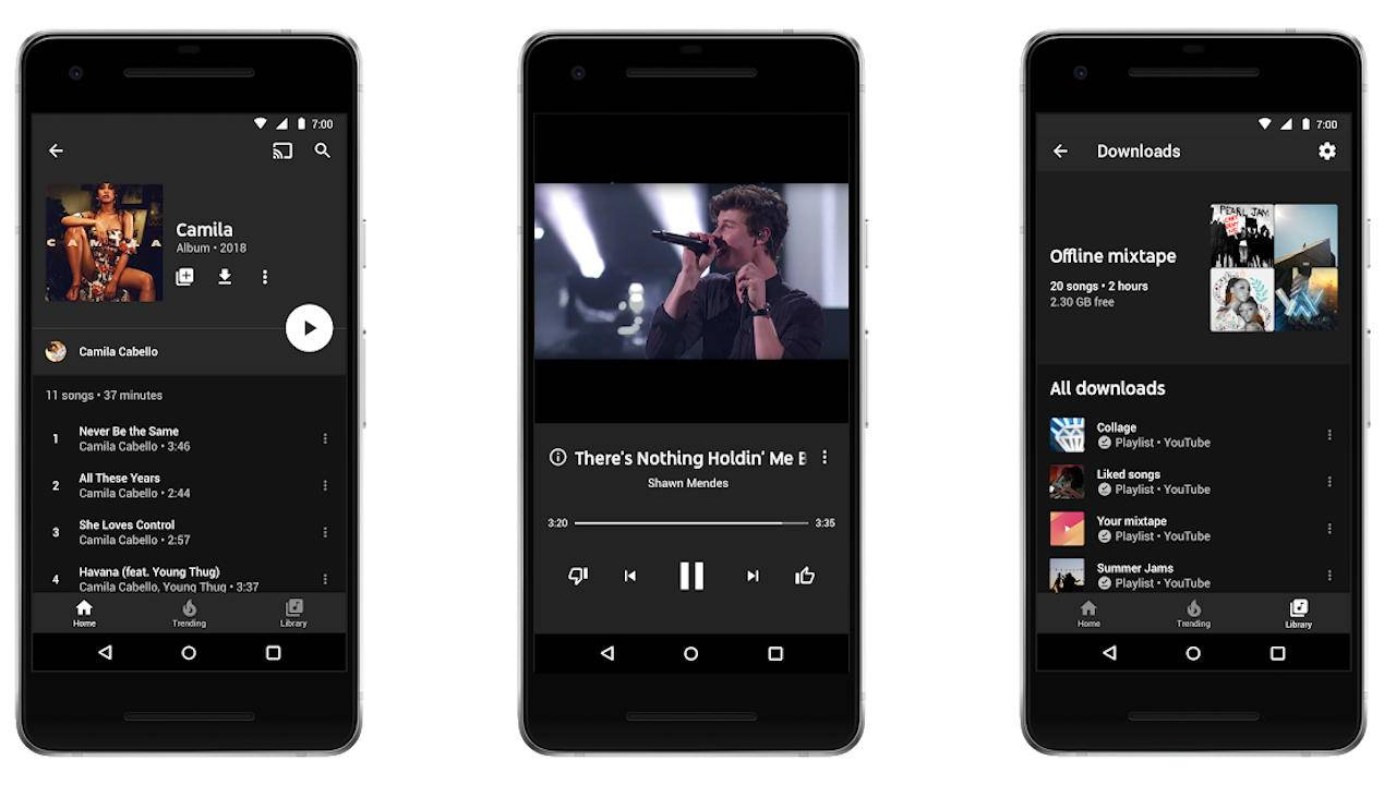 YouTube Music Smart Downloads will make mixtapes from songs you liked