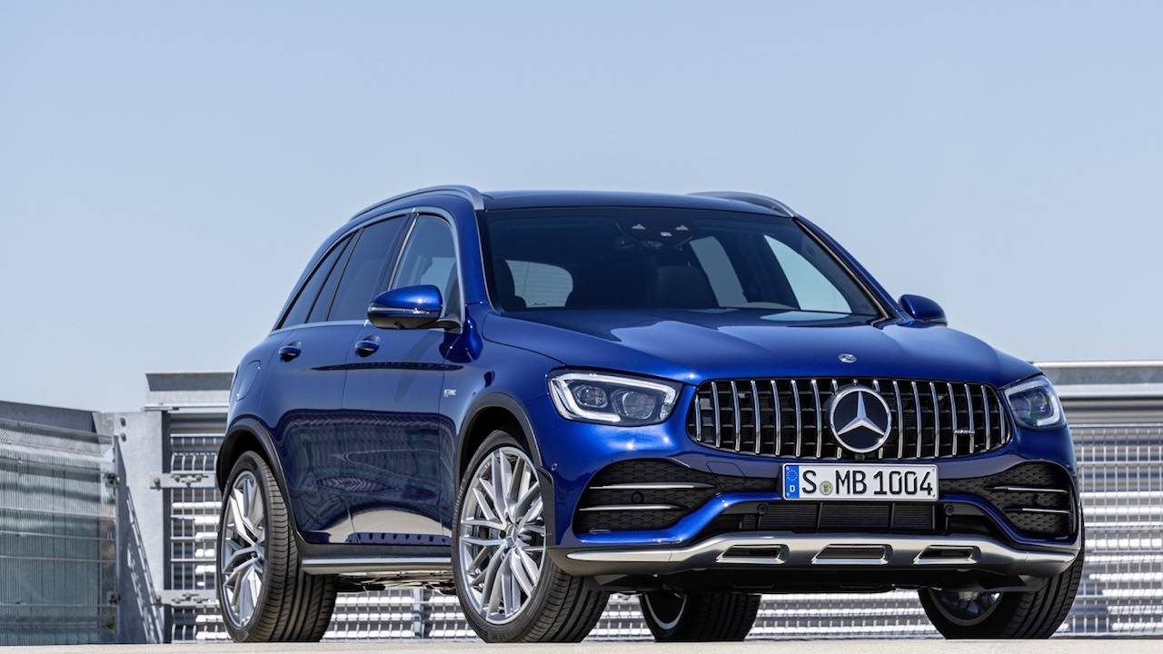 Glc 43 Amg >> 2020 Mercedes Amg Glc 43 Suv And Coupe Get Power And Tech