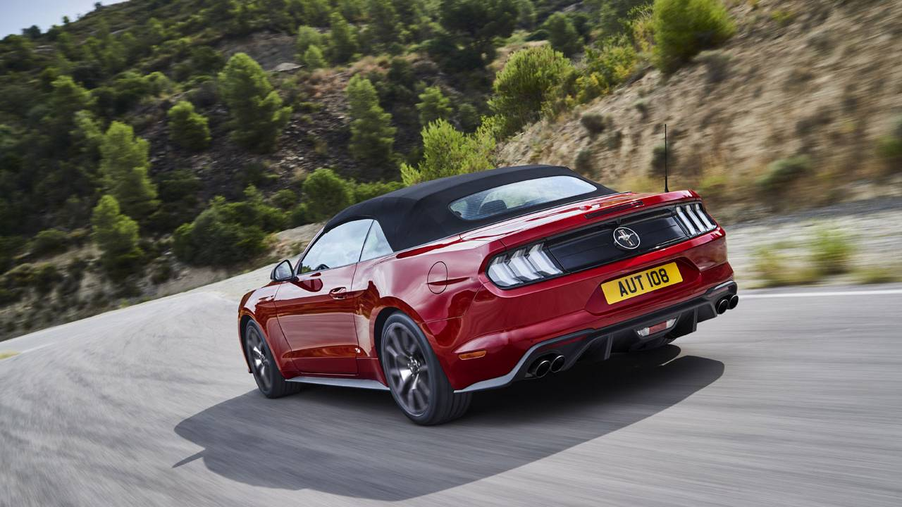 Ford Europe launches Mustang55 to celebrate the pony car's birthday