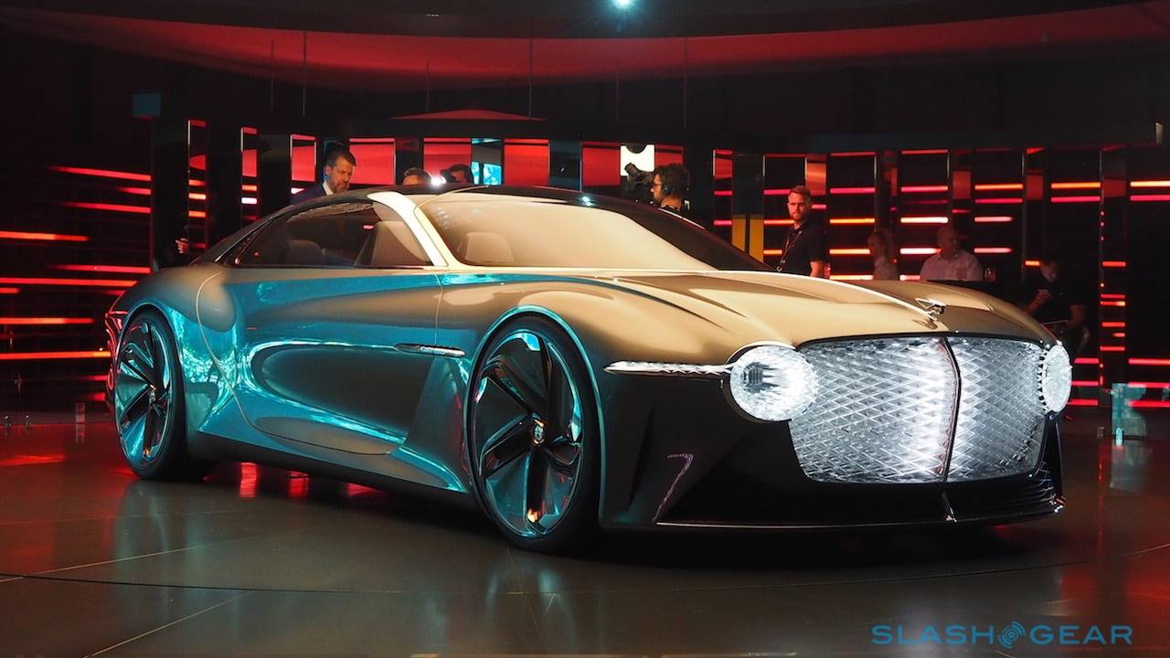 The Bentley EXP 100 GT is an unexpectedly real vision of 2035
