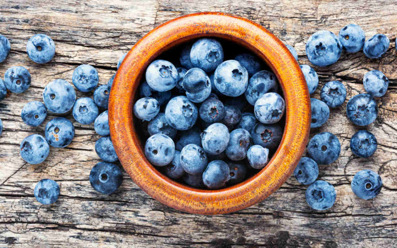 Blueberries linked to major blood pressure, memory and aging benefits