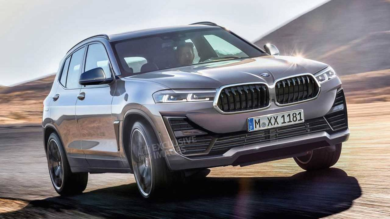 BMW Urban X is the brand's smallest SUV yet