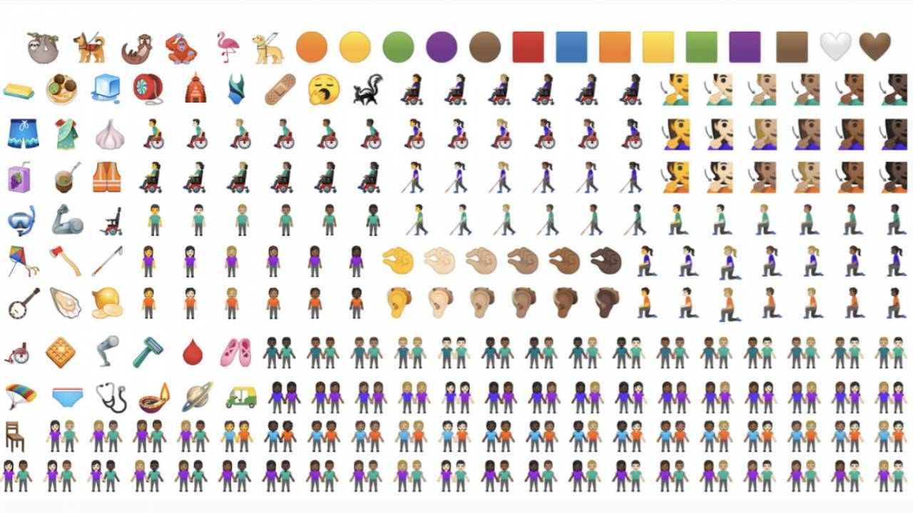 Google and Apple preview new emoji for World Emoji Day