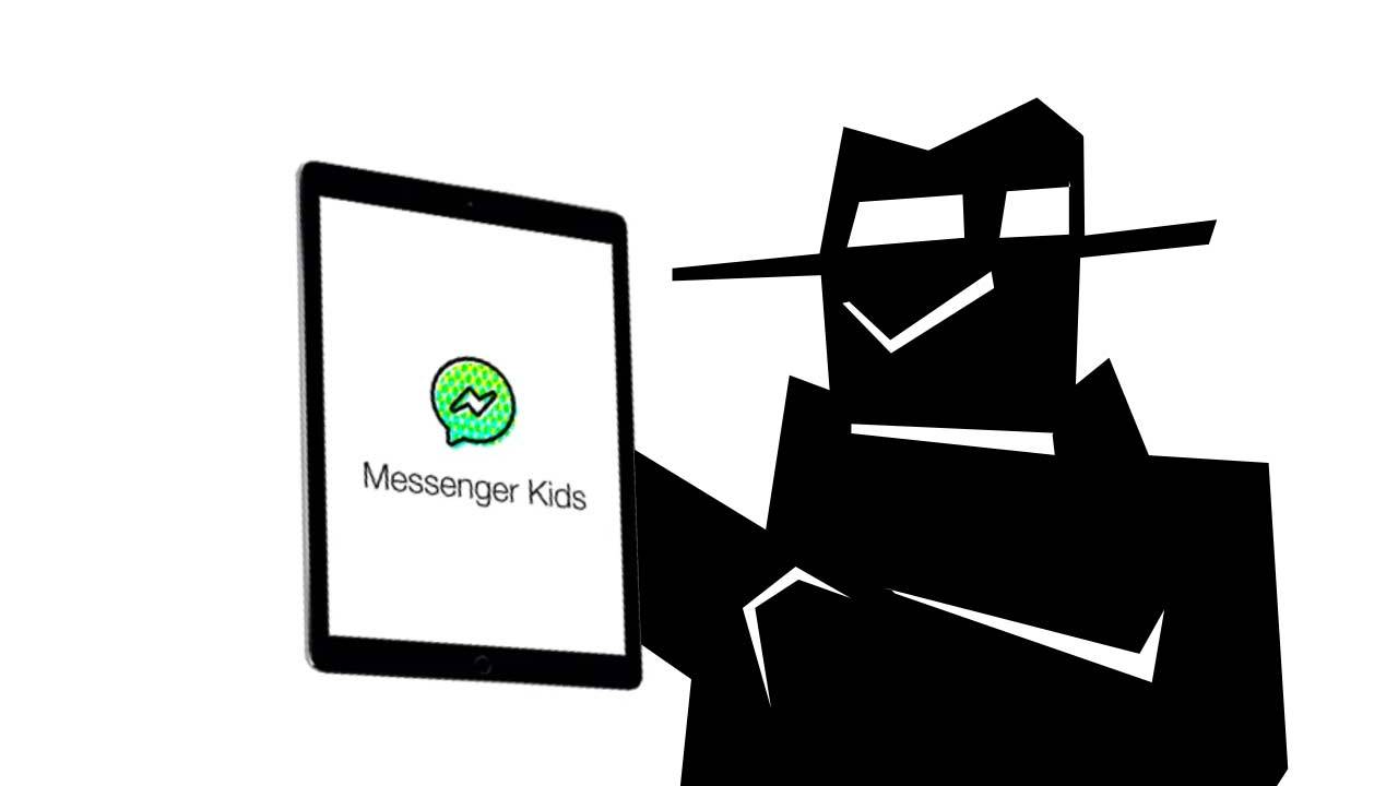 Facebook Messenger Kids app talks to strangers: Shut it down now
