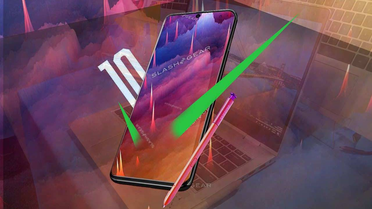 Your Galaxy Note 10 may replace all your other gadgets