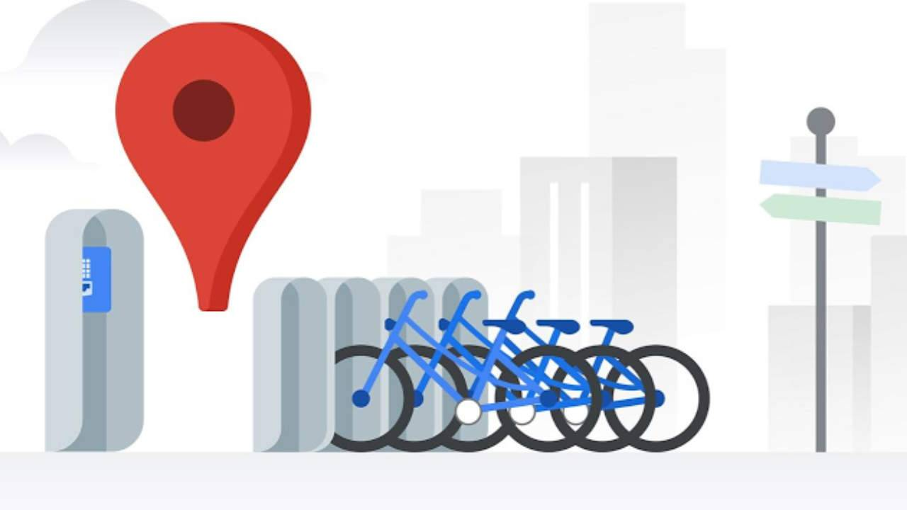 Google Maps brings bikesharing feature to 24 major cities