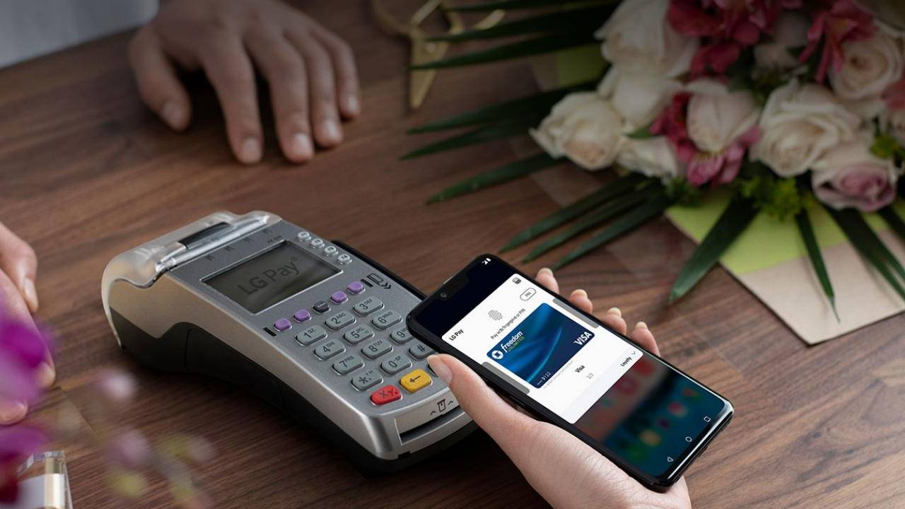 LG Pay launches in the US only on the G8 ThinQ