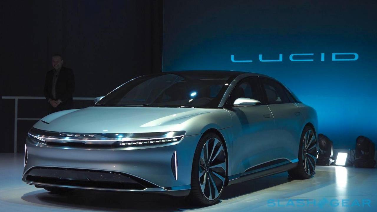 Tesla's production chief just joined EV rival Lucid Motors