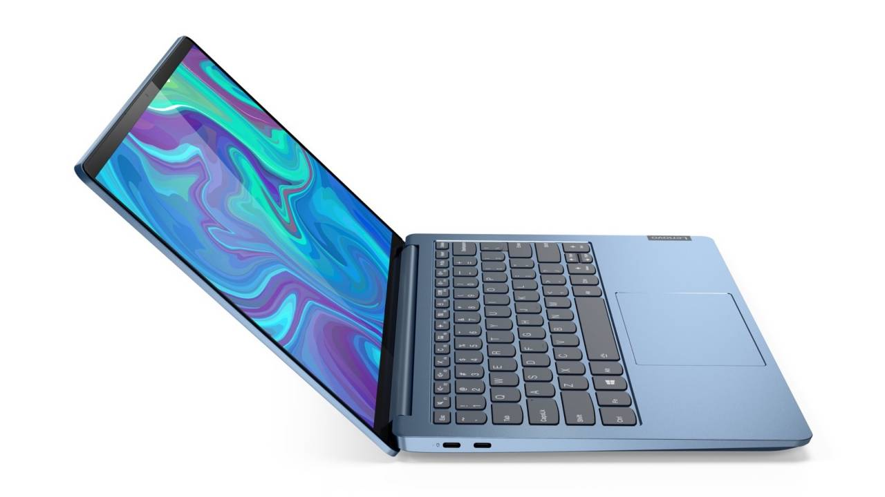 Lenovo IdeaPad S540 puts up to six-core i7 in a 13-inch notebook