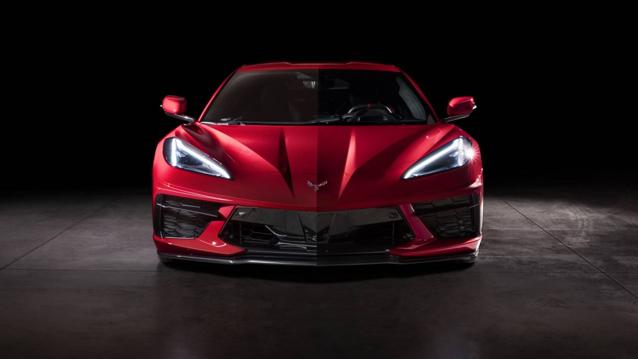 The 2020 Corvette Stingray spec we'd pick involves a compromise