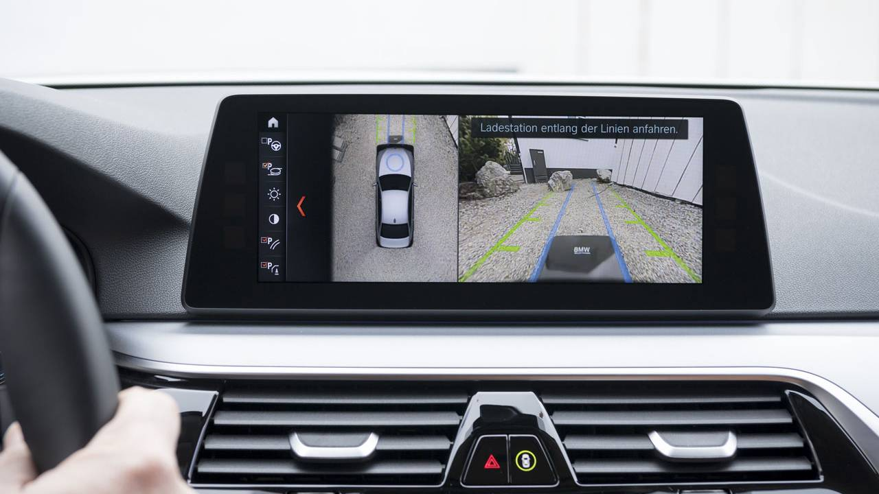 BMW expands 530e inductive charging pilot program to the US