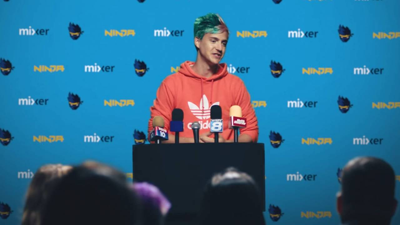 Ninja hits 1 million subscribers on Mixer but there's one big question