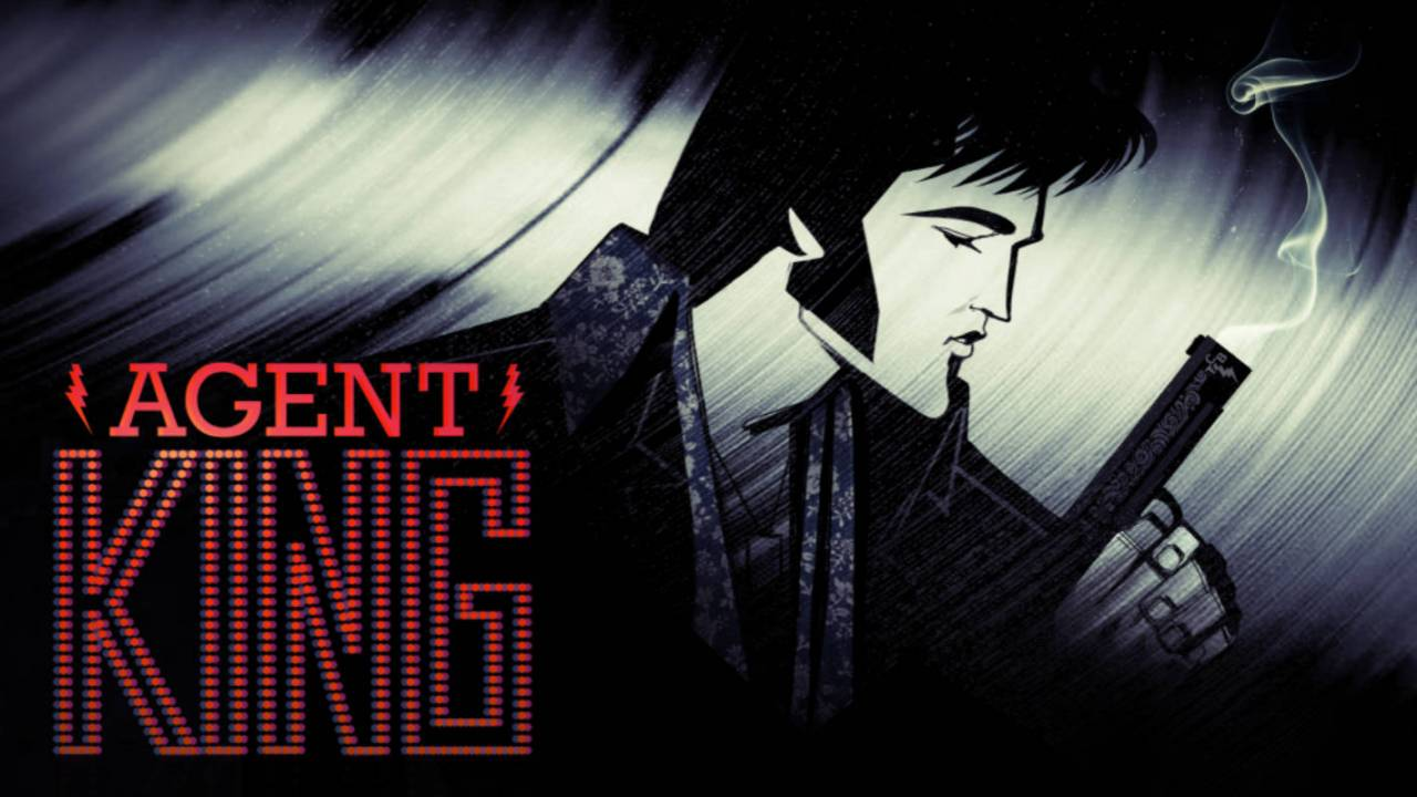 Netflix orders 'Agent King' animated series about Elvis Presley