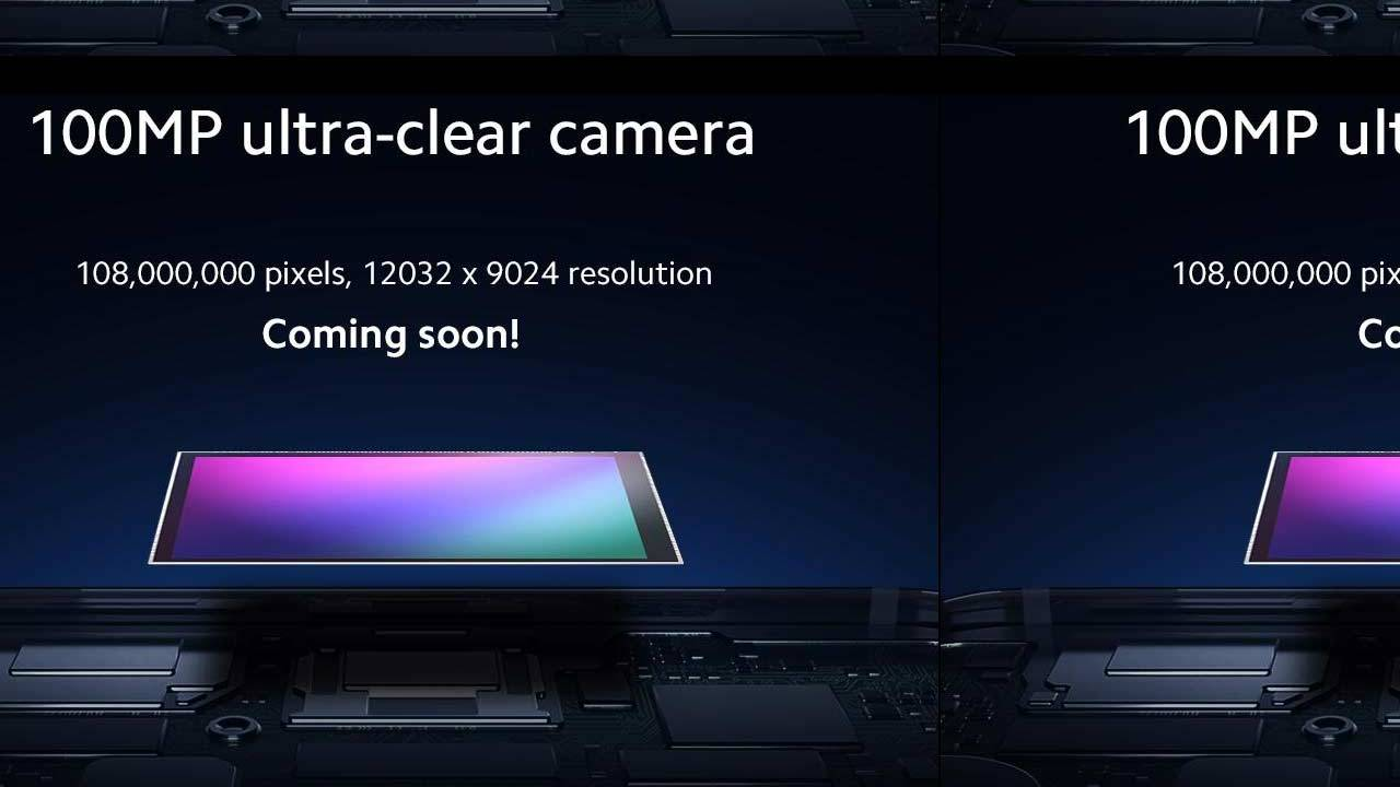Xiaomi's 100MP camera phone is more than madness