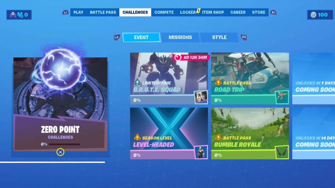 Fortnite Season X Challenges Explained Limited Time And