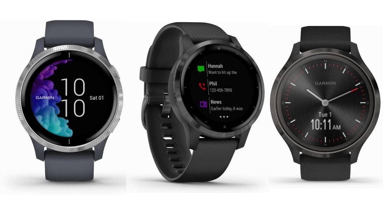 Garmin has at least four smartwatches heading to IFA 2019