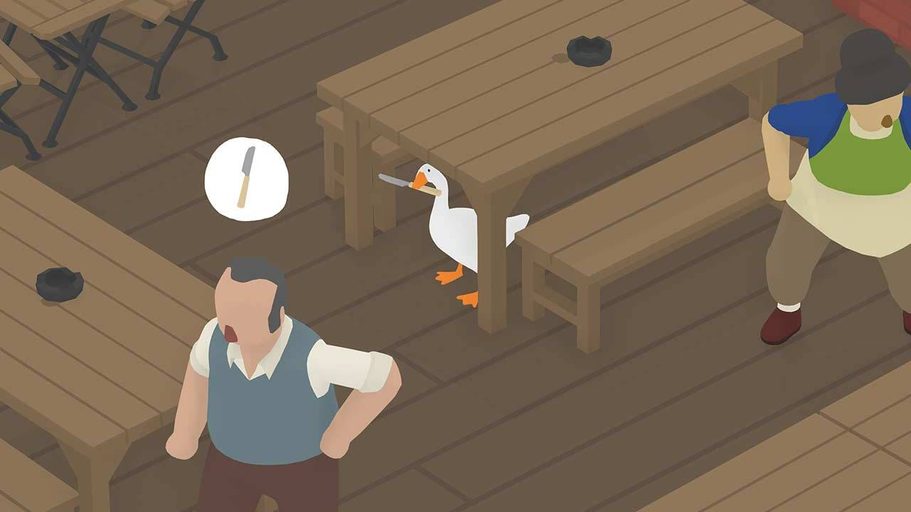 Untitled Goose Game release date revealed at last