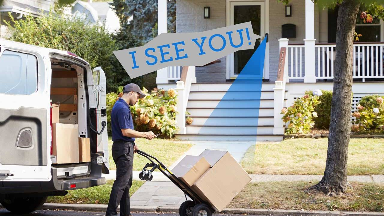 Nest Hello doorbell now detects package delivery