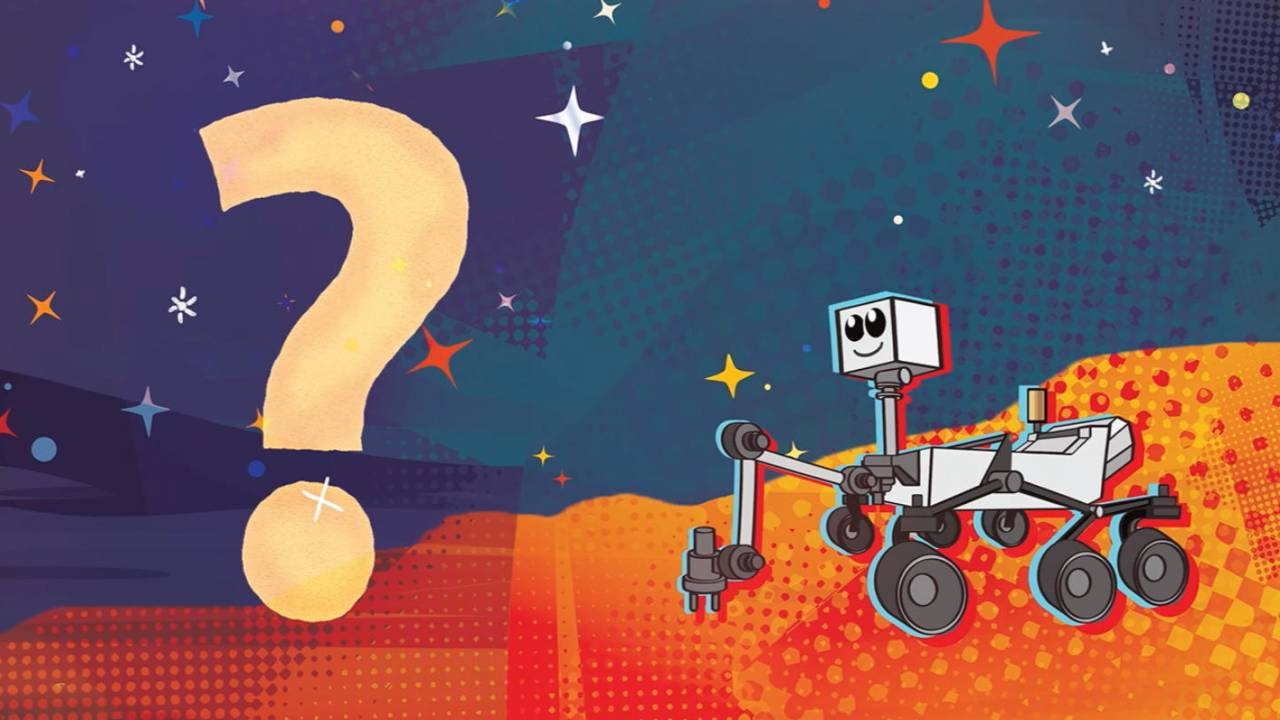 NASA Mars 2020 'Name the Rover' essay contest is now open