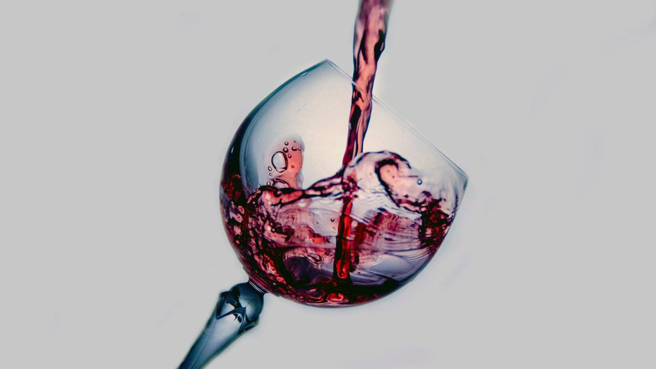 Red wine may improve gut health and decrease 'bad' cholesterol