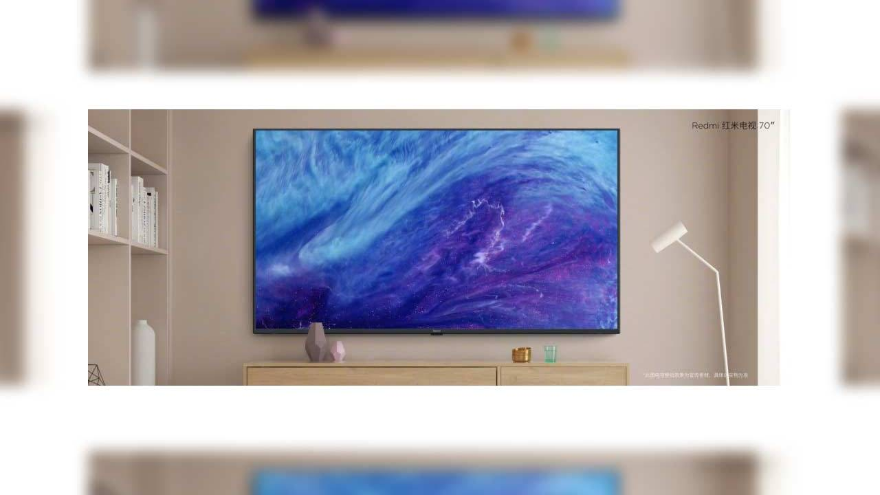 Redmi TV 70 is brand's first: A 70-inch 4K TV for around $530