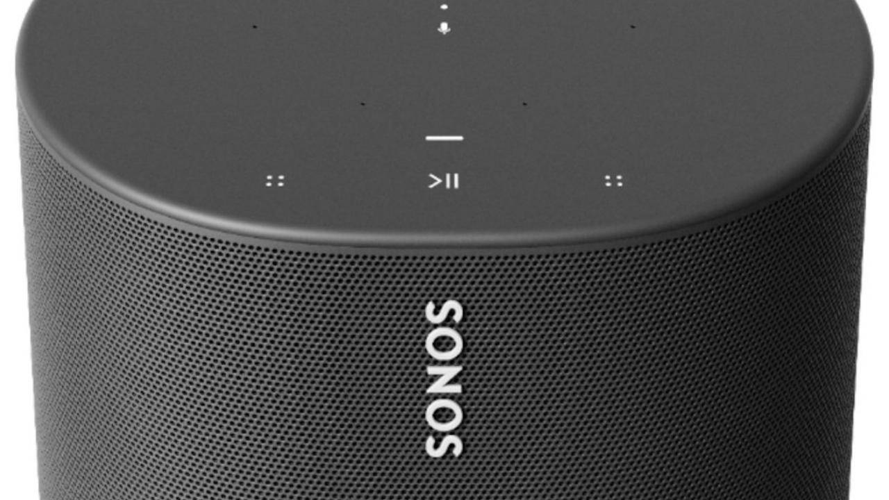 Portable Sonos speaker brings Bluetooth to the table