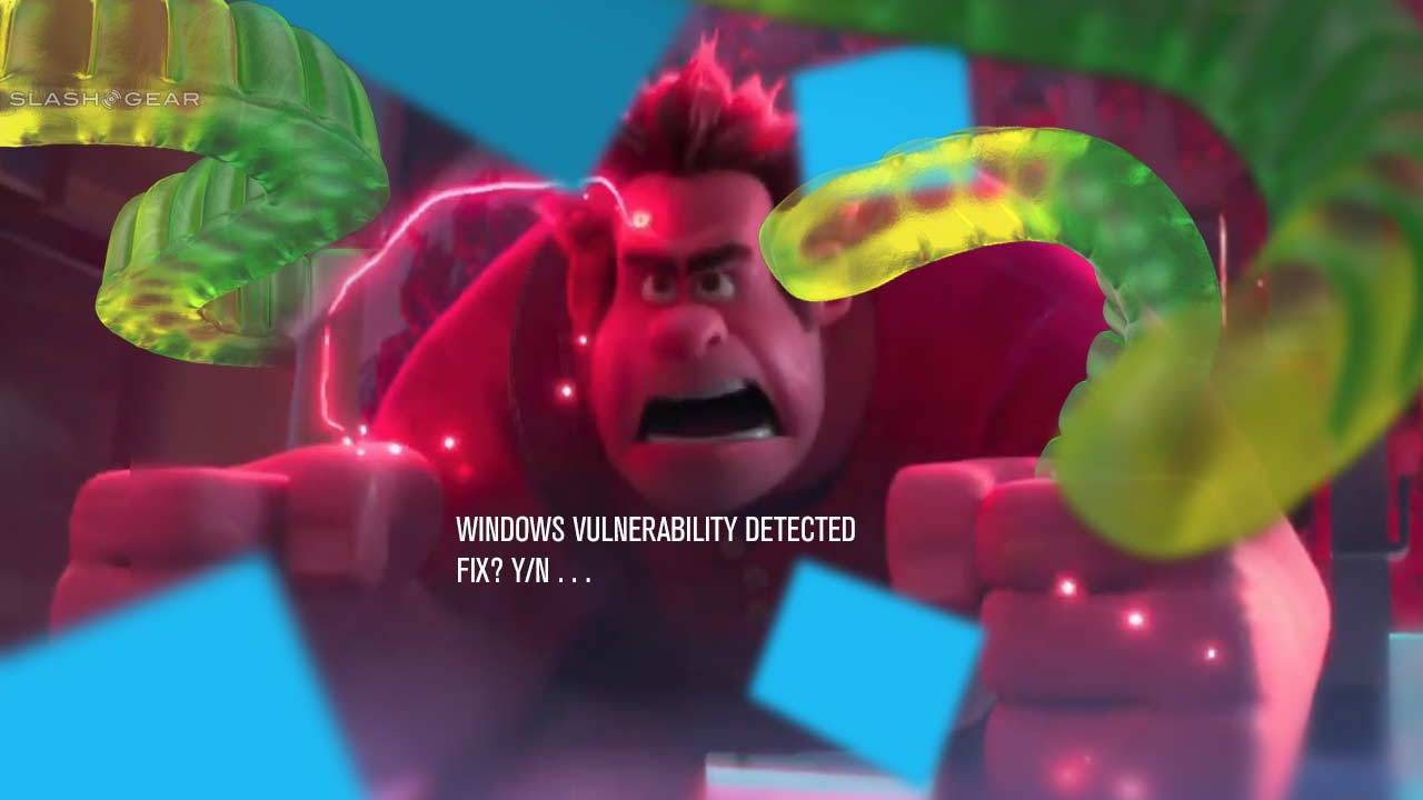 Windows 10 update sandbags your PC for worms