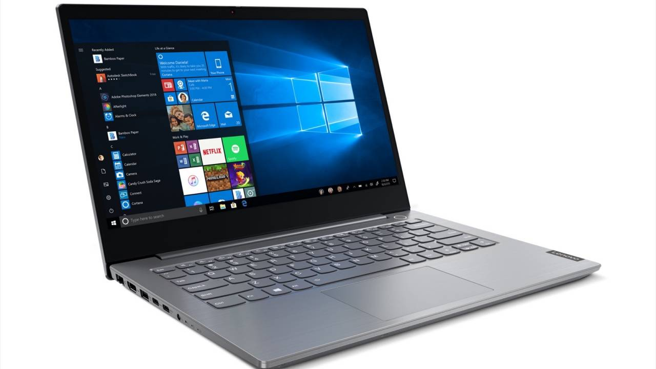 Lenovo ThinkBook 14 and 15 laptops arrive at IFA 2019