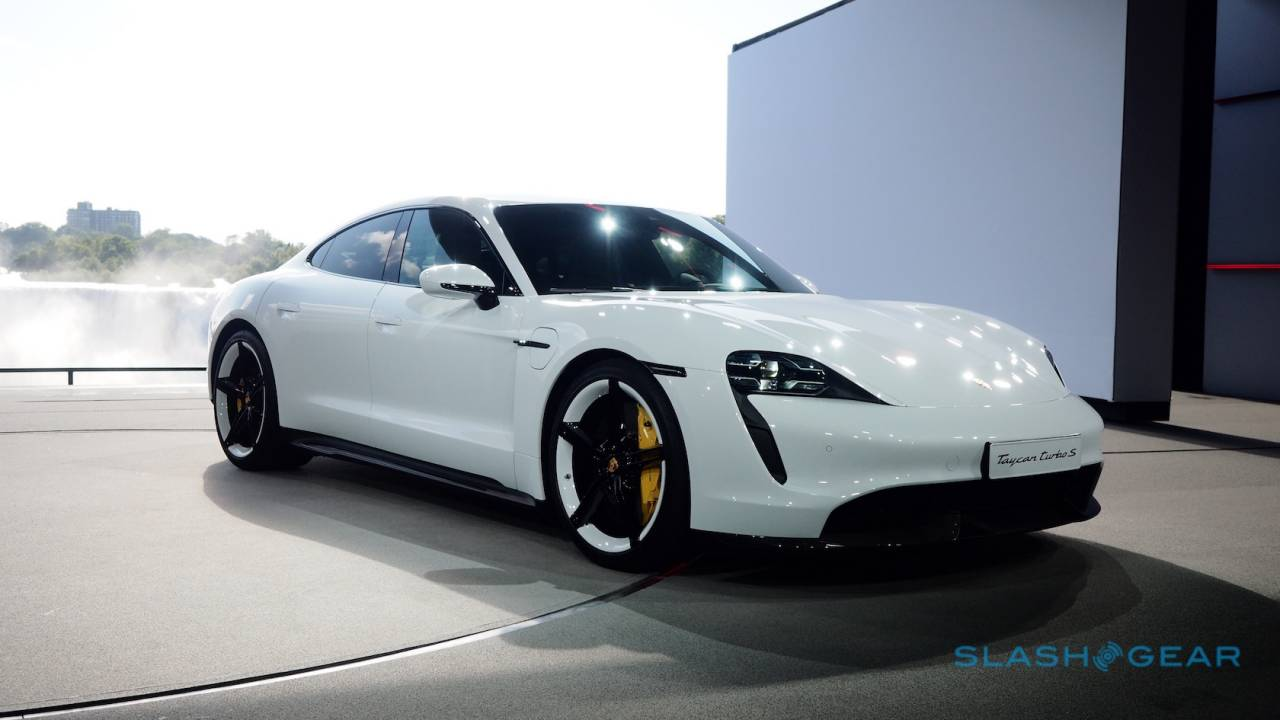2020 Porsche Taycan official Price, range, power and tech
