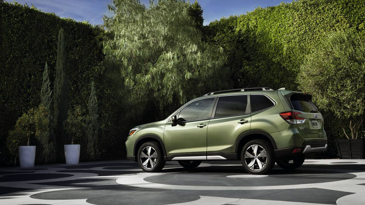 2020 Subaru Forester pricing gets official