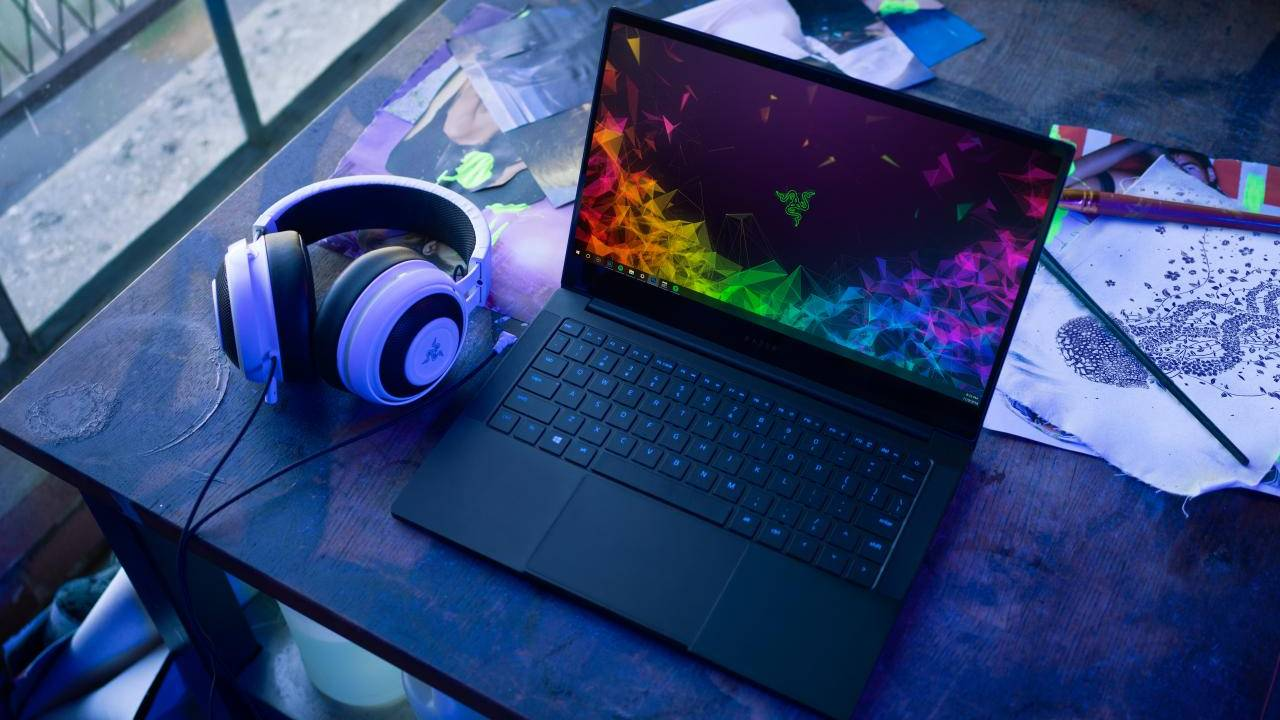 Razer Blade Stealth 13 crams gaming muscle in a three-pound ultrabook