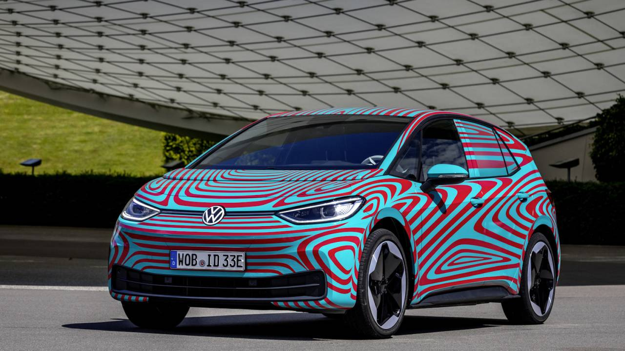 VW ID.3 reservations top 30,000 before the EV even gets a full reveal