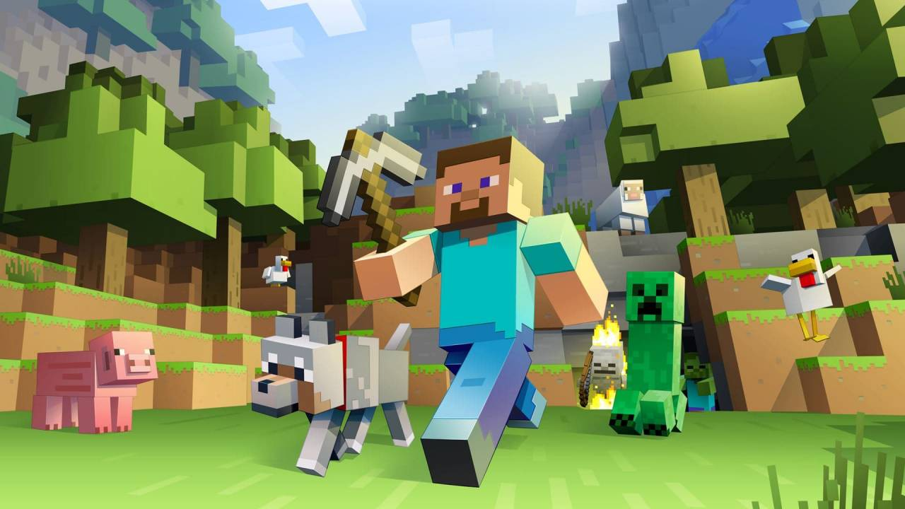 Minecraft is a rare game that never stops growing