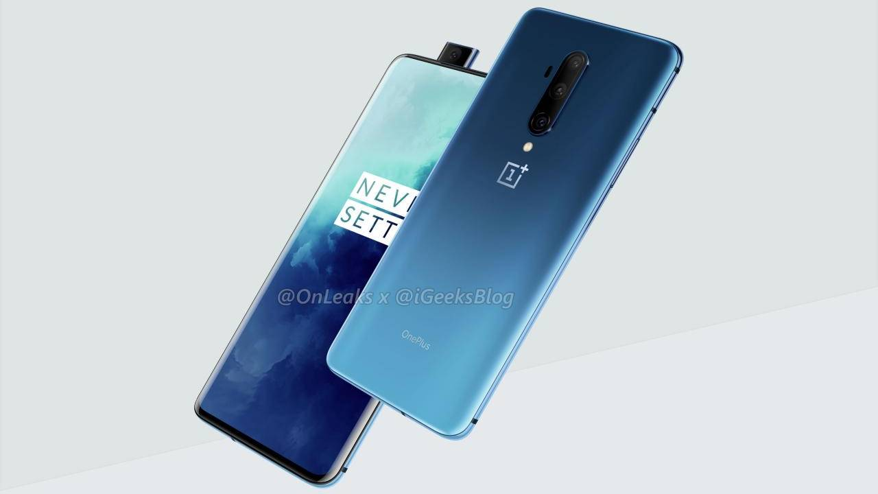 OnePlus 7T Pro leaked render shows a very familiar look