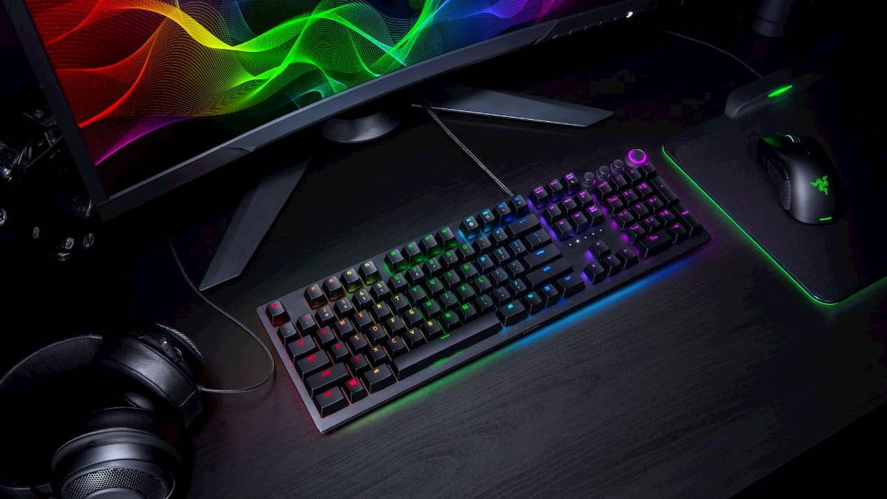 Razer Huntsman Elite keyboard now comes with linear optical switches
