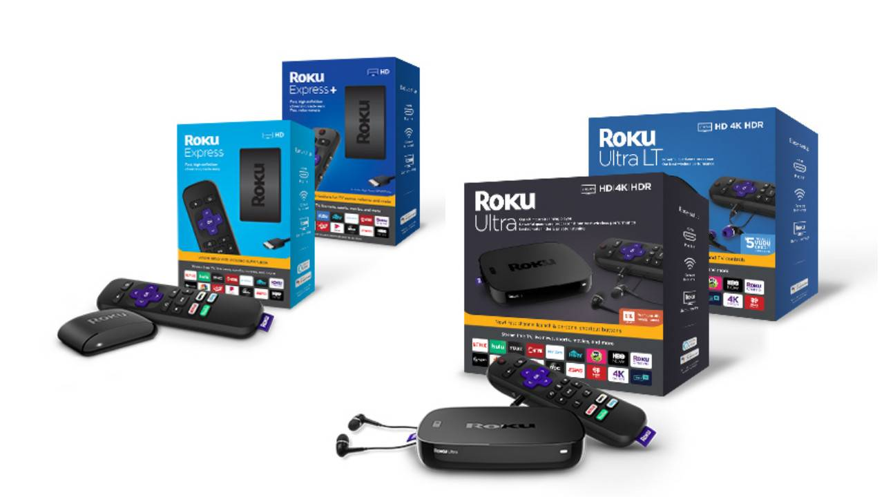 Roku adds new Express and Ultra players to its lineup with Roku OS update