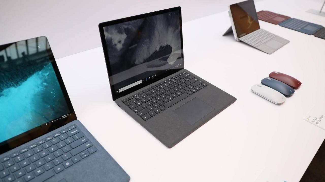 15-inch Surface Laptop 3 with AMD CPUs could be powerful beasts
