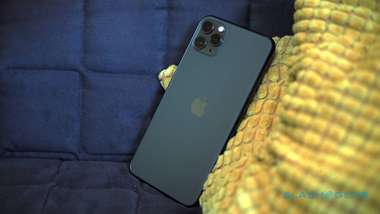 The Midnight Green iPhone 11 Pro is living up to expectations