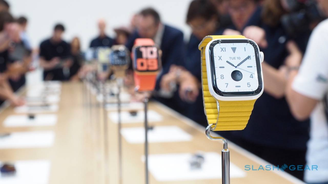Apple Watch Series 5 hands-on: Always-on display is a keeper