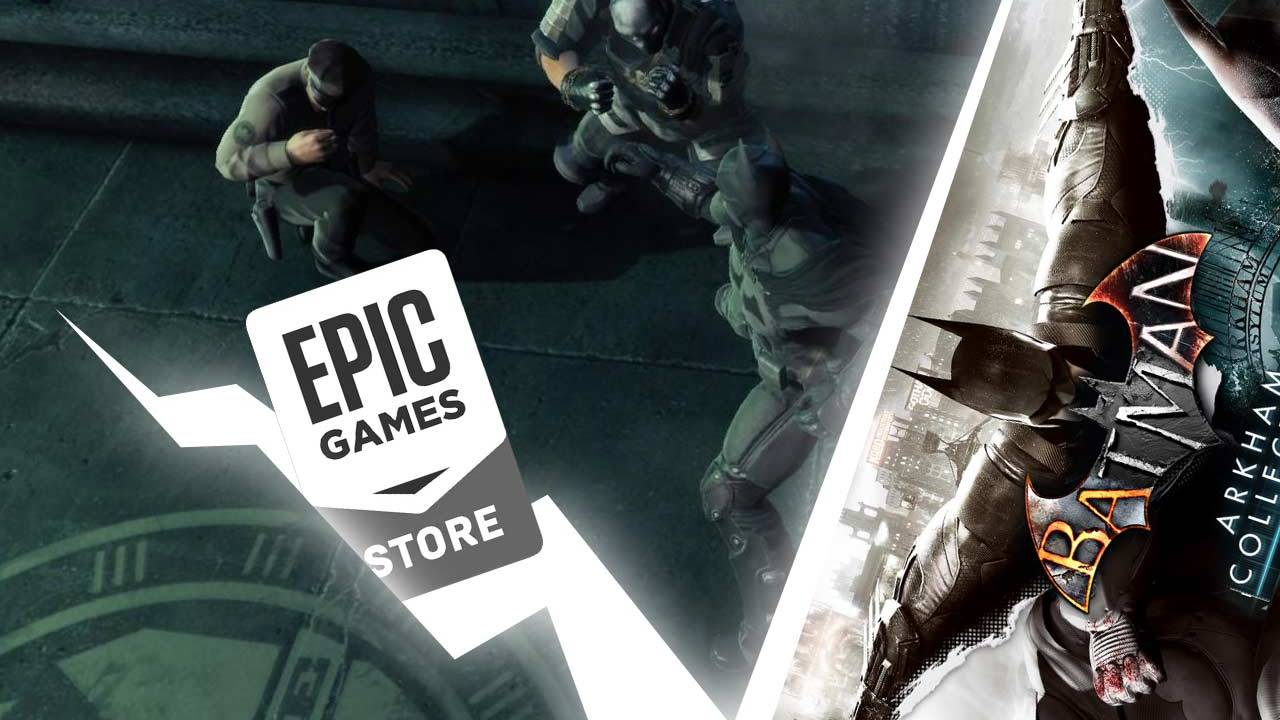 Why 6 Batman video games are free on Epic right now