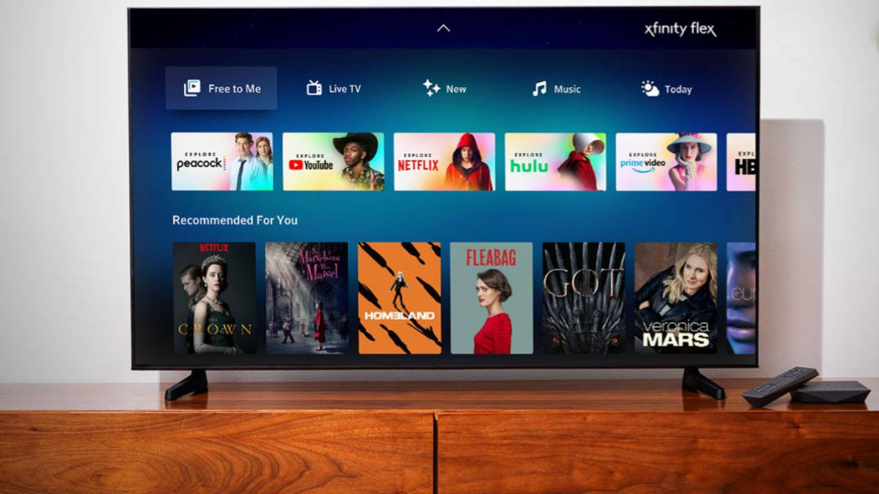Comcast is sending free Flex boxes to its Internet-only customers