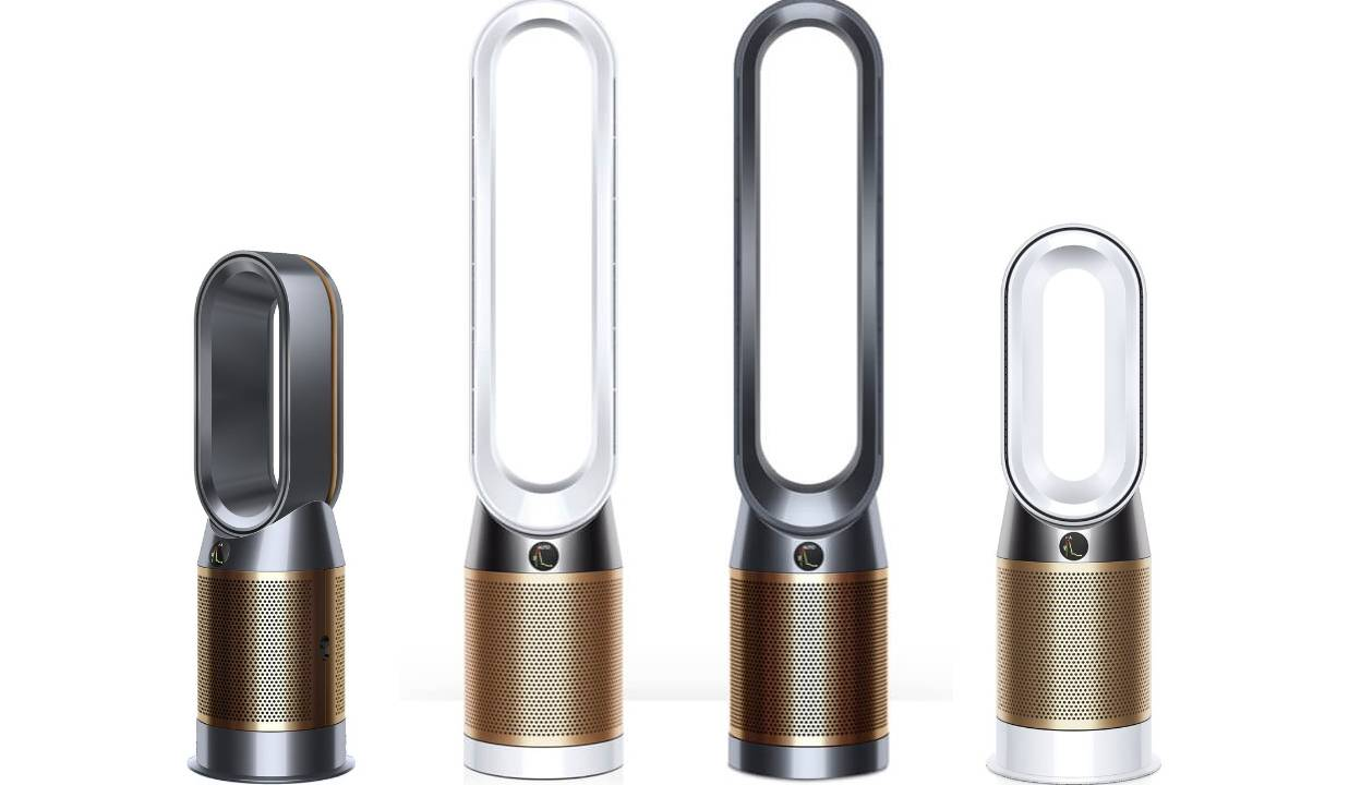 Dyson Pure Cryptomic purifiers promise to oust formaldehyde
