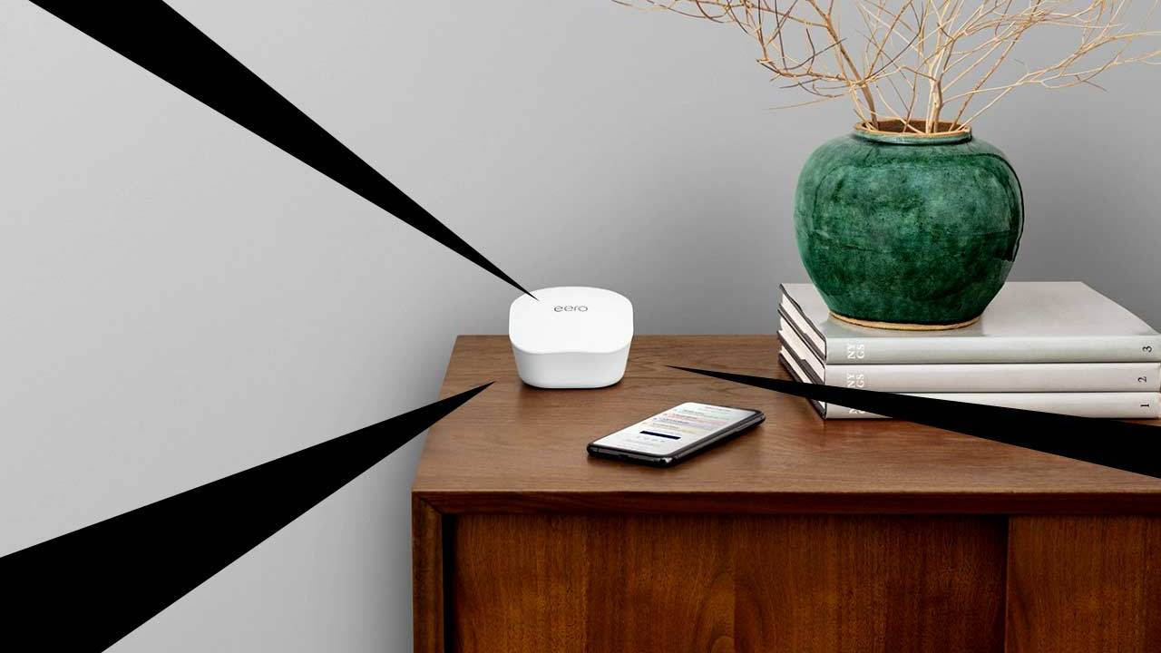 Amazon Eero mesh router launched for $99 with Alexa